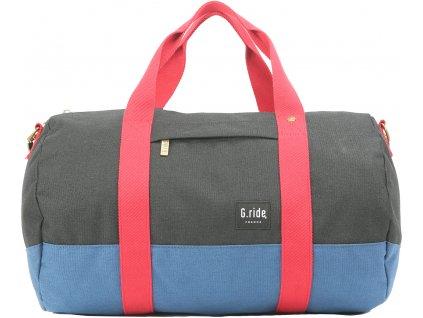 G.RIDE taška CLEMENT black/blue