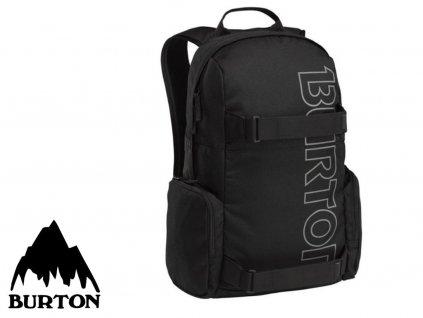 Burton EMPHASIS PACK TRUE BLACK  + LED Svítilna