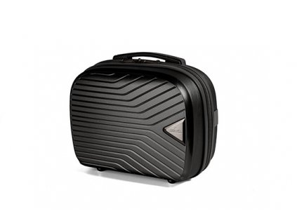 March Gotthard Beauty Case Black