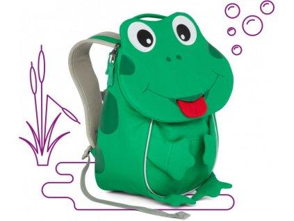 Affenzahn detský batoh Žabička Finn