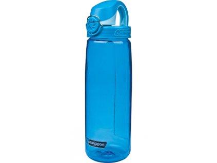 Nalgene OTF 750 ml Glacial Blue Cap - láhev