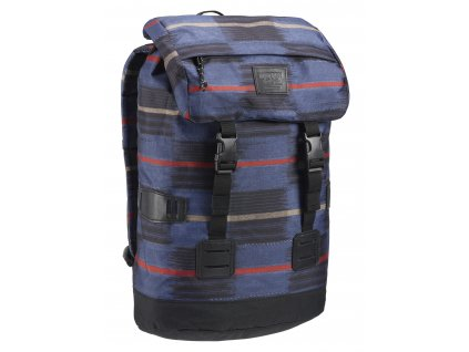 Burton TINDER CHECKYOSELF PRINT 25l  + LED Čelovka 3W