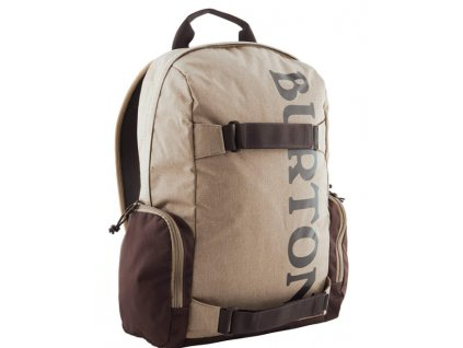 Burton EMPHASIS KELP HEATHER 26L  + LED Svítilna