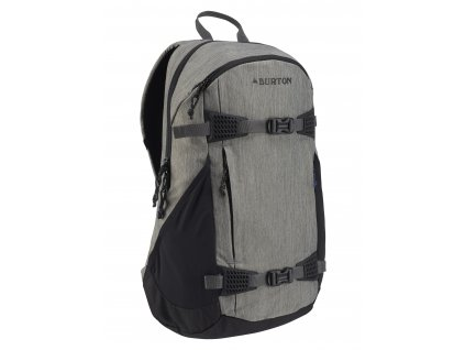 Burton DAY HIKER 25L SHADE HEATHER  + LED Čelovka 3W