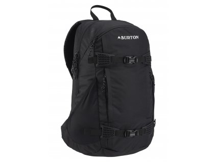 Burton DAY HIKER 25L TRUE BLACK RIPSTOP  + LED svítilna