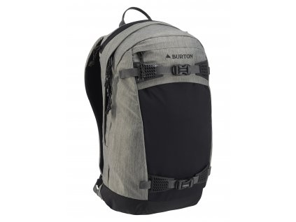 Burton DAY HIKER 28L SHADE HEATHER  + LED Čelovka 3W