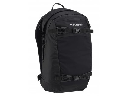 Burton DAY HIKER 28L TRUE BLACK RIPSTOP  + LED svítilna