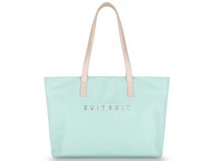 Dámská taška SUITSUIT® BF-26637 Fabulous Fifties Luminous Mint  + LED Svítilna