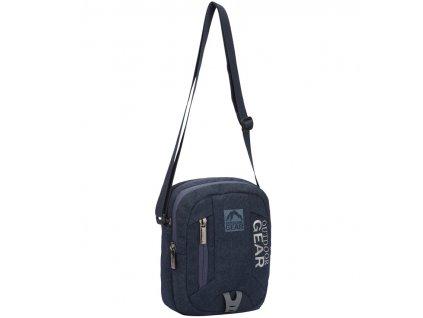 Taška přes rameno GEAR 9005 - tmavo modrá