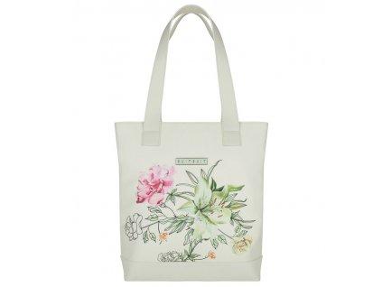 Dámská taška SUITSUIT® BA-51017 10th Anniversary English Garden  + LED Svítilna