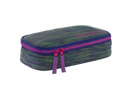 Penál CoocaZoo PencilDenzel, Wildberry Knit