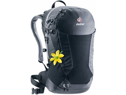Deuter Futura 22 SL black  + LED Svítilna