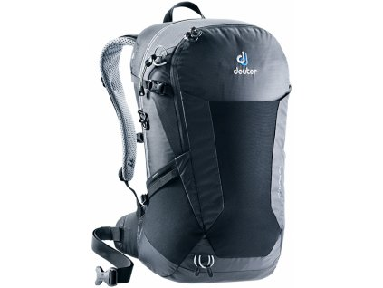 Deuter Futura 24 black  + LED svítilna