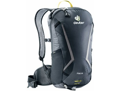 Deuter Race black  + LED svítilna
