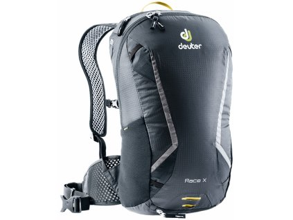 Deuter Race X black  + LED Svítilna