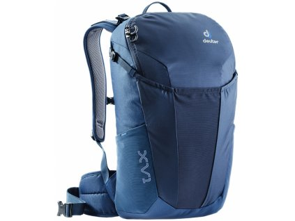 Deuter XV 1 navy-midnight  + LED Čelovka 3W