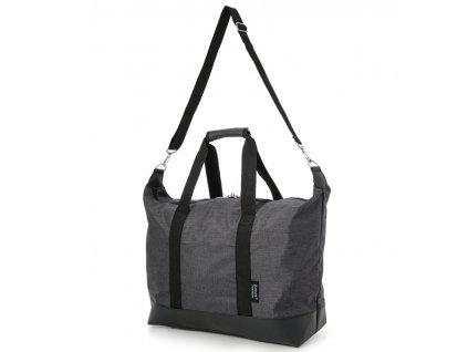 Cestovná taška AEROLITE 608 - čierna