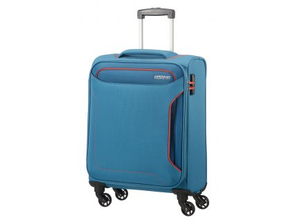 142531 american tourister holiday heat s 55 cm denim blue