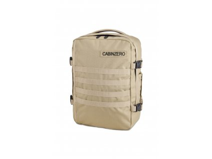 144769 7 cabinzero military 28l light khaki