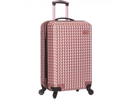 145204 kabinove zavazadlo sirocco t 1195 3 s pc ruzova