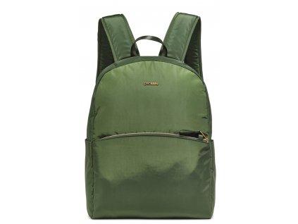 150710 pacsafe batoh stylesafe backpack kombu green