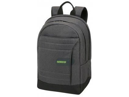 152123 american tourister sonicsurfer laptop backpack 15 6 dark shadow 25 5l