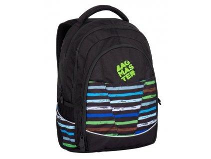 43915 bagmaster digital 7 e black blue green