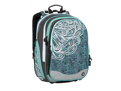Bagmaster_ELEMENT_9_A_TURQUOISE/WHITE/GRAY