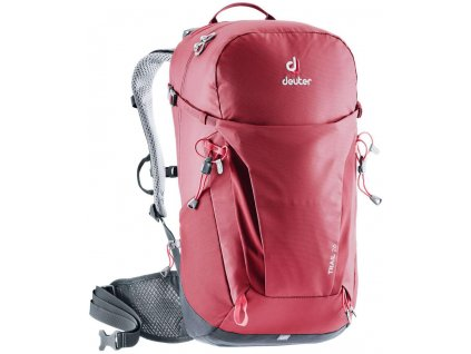 Deuter_Trail_26_cranberry-graphite