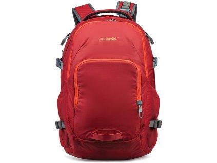 161003 pacsafe batoh venturesafe 28l g3 backpack goji berry