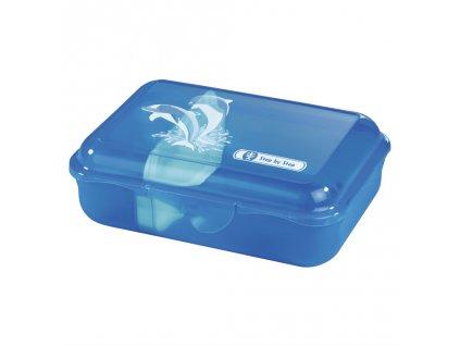 162092 krabicka na svacinu step by step delfini