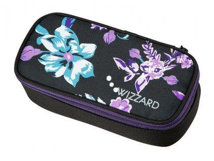 150980 studentsky penal wizzard flower violet