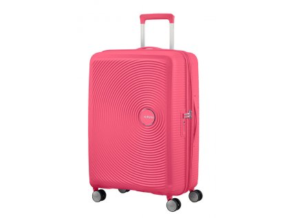 165920 american tourister soundbox m 67 24 tsa exp hot pink