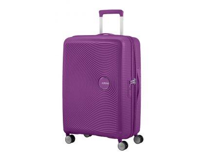 165929 american tourister soundbox m 67 24 tsa exp purple orchid