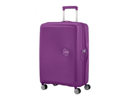 165929 american tourister soundbox m 67 24 tsa exp purple orchid