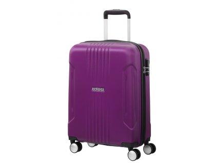 165821 american tourister tracklite s 55 20 purple