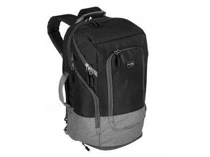 166073 travelite basics backpack l black