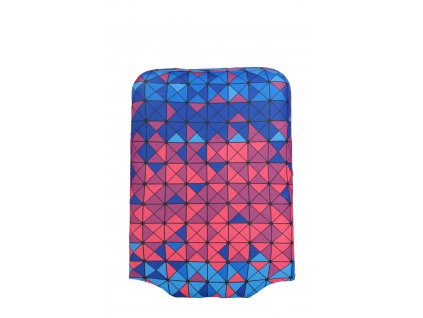 166055 travelite luggage cover l cubic