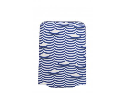 166049 travelite luggage cover l waves
