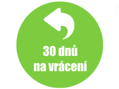 30 dnů na vrácení