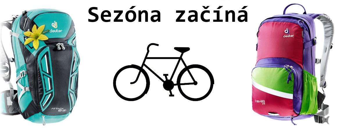 Cyklo batohy