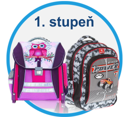 školní batohy I st.