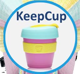 KeepCup hrnky