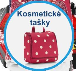 Kosmetické tašky a kufry
