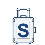 Malé cestovní kufry