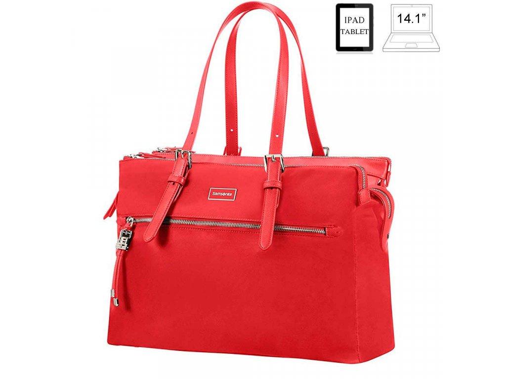 94422 7 samsonite karissa biz organised shopping 14 1 formula red