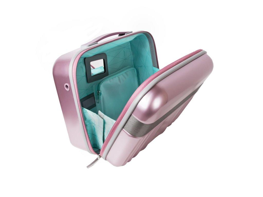 titan spotlight flash beauty case wild rose sluch tka. Black Bedroom Furniture Sets. Home Design Ideas
