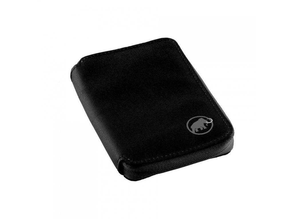 Mammut Zip Wallet black 0001