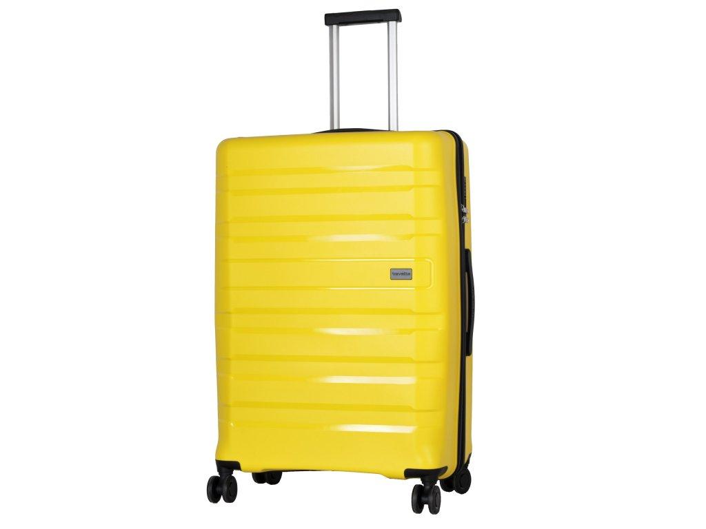 Travelite Kosmos 4w L Yellow  + LED svítilna
