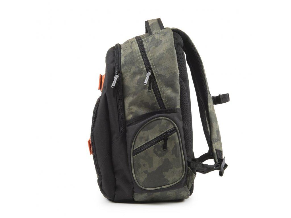 Studentský batoh OXY Style Army 7-71618 - Světbatohů.cz c3ef9b2a34